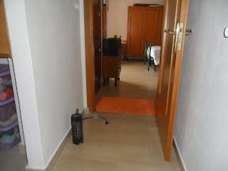 A clean corridor