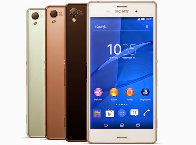 Sony Xperia Z3 Officially Launches in the Philippines. Priced at Php 36,990!