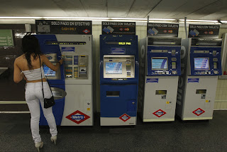 billete metro