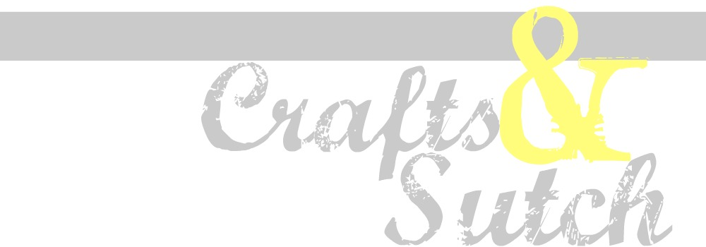 Crafts &amp; Sutch