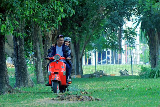 Foto Pre Wedding Makassar