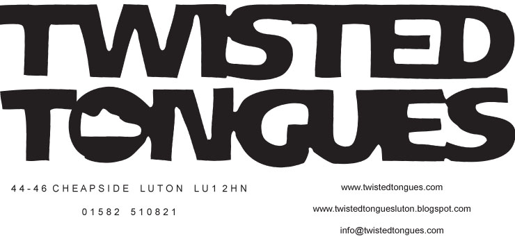 Twisted Tongues - Luton's Premium Sneaker & Clothing Boutique