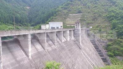 Minowa Dam