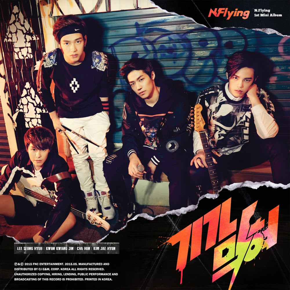 N Flying Eng Sub N Flying - Awesome Cover