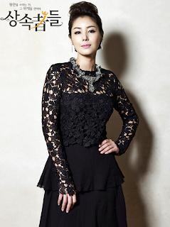 Foto Profil Biodata Kim Sung-ryung