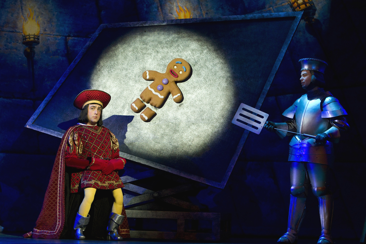 Arts Louisville Com Theatre Review Shrek The Musical