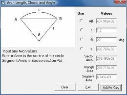 Cómo calcular Longitud de cuerda