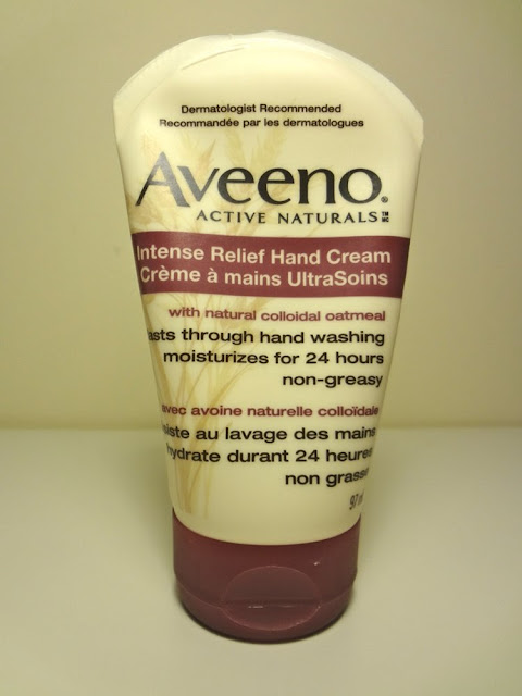Aveeno Active Naturals Intense Relief Hand Cream