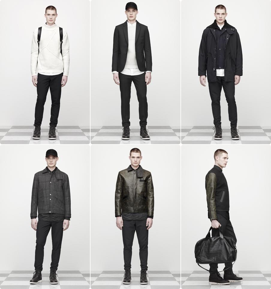 Alexander Wang Menswear Fall/Winter 2012