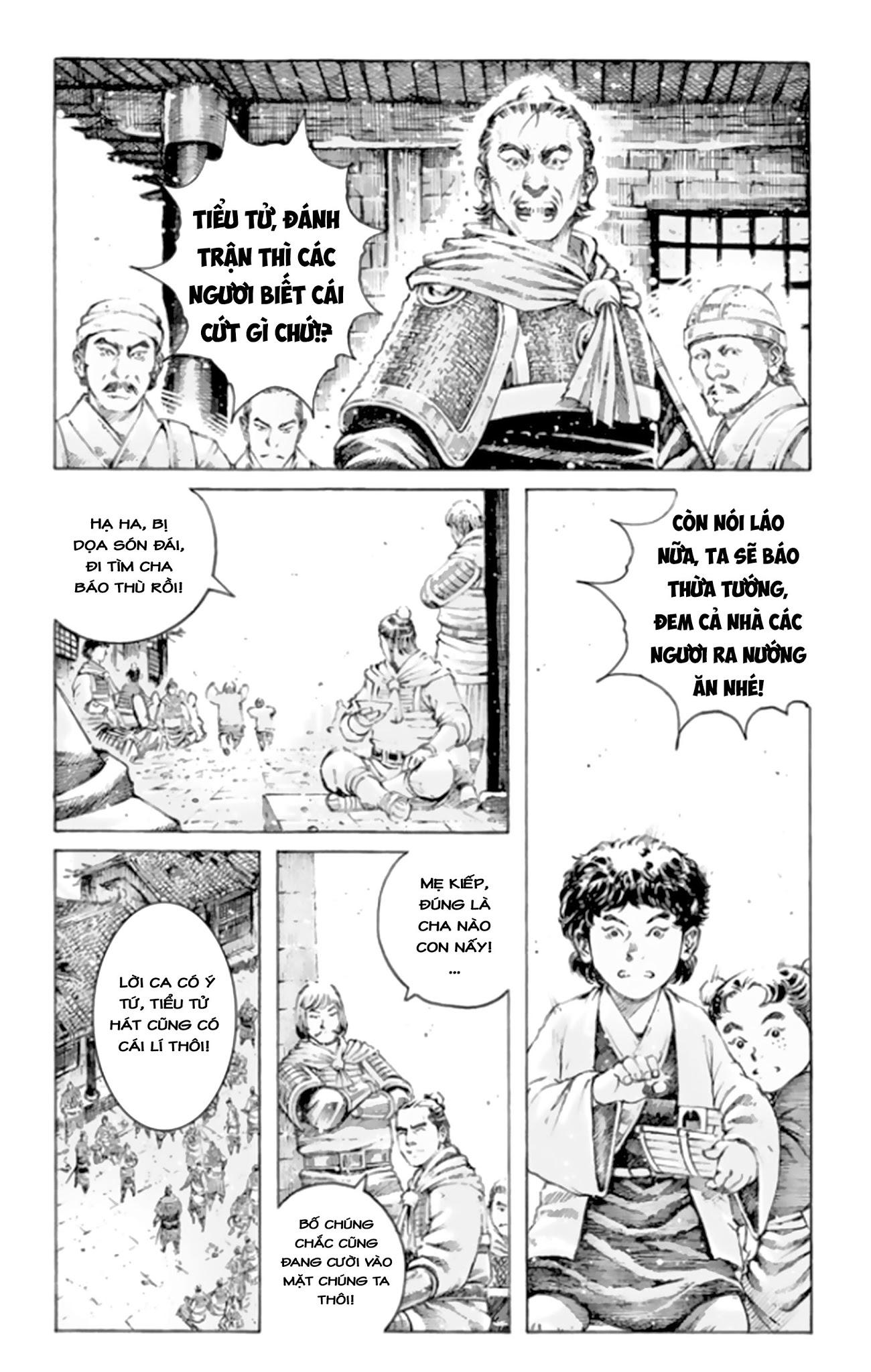 Hỏa Phụng Liêu Nguyên chap 495 Trang 6 - Mangak.info