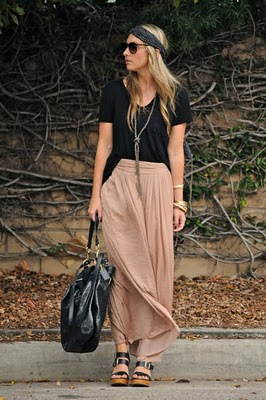 model citizens must haves for summer maxi skirts