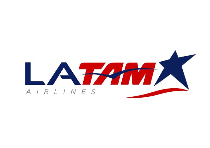 Logo de LATAM Airlines Group
