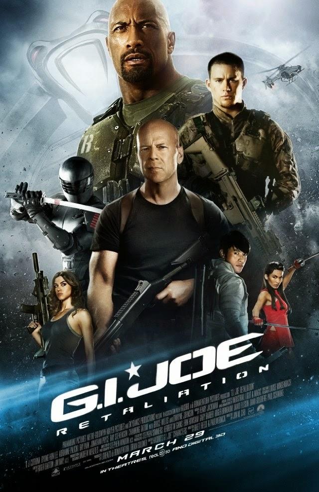 La película G.I. Joe: Retaliation ( G.I. Joe: La venganza )