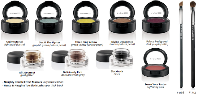 MAC Indulge Collection 2013