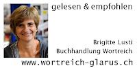 Brigitte Lusti Buchhandlung Wortreich