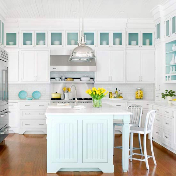 Traditional-Coastal-Style -Kitchen