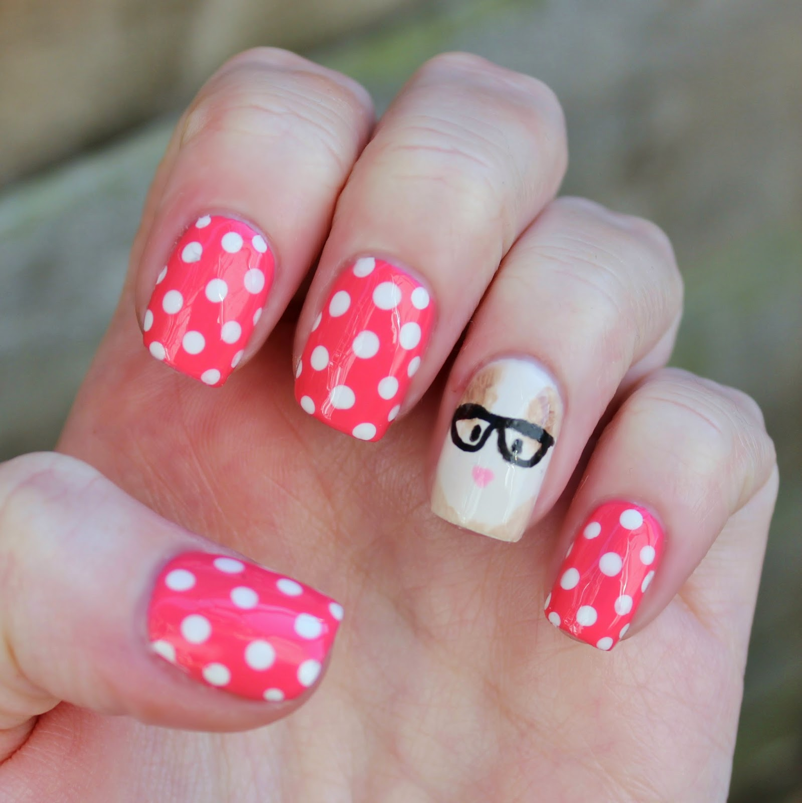 Zoella Beauty Nails