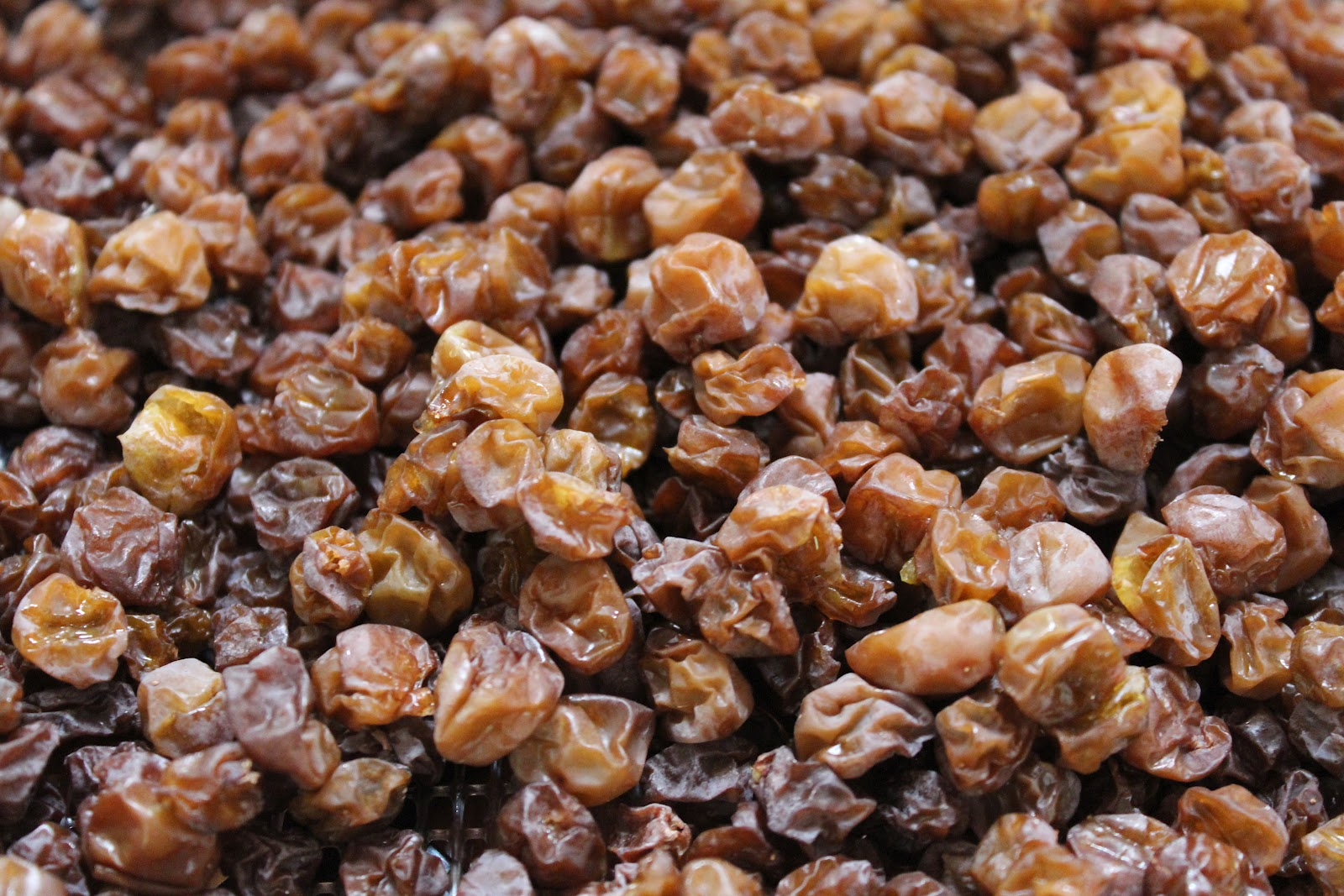 how to make raisins out of grapes