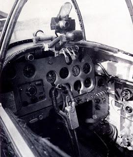 Оборудование кабины ЛаГГ 3