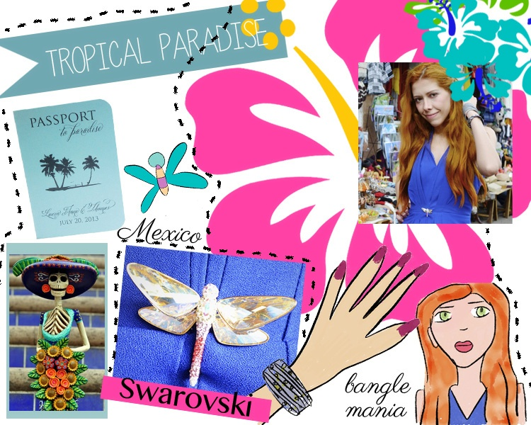 swarovski tropical paradise image
