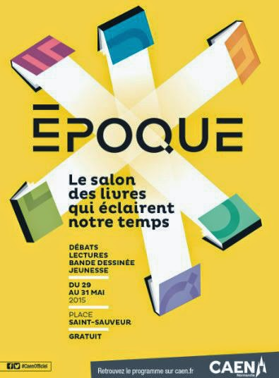 Salon du livre de Caen