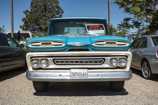The street peep 1961 chevrolet apache c20 fleetside