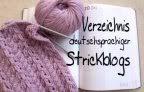 Verzeichnis deutschsprachiger Strickblogs