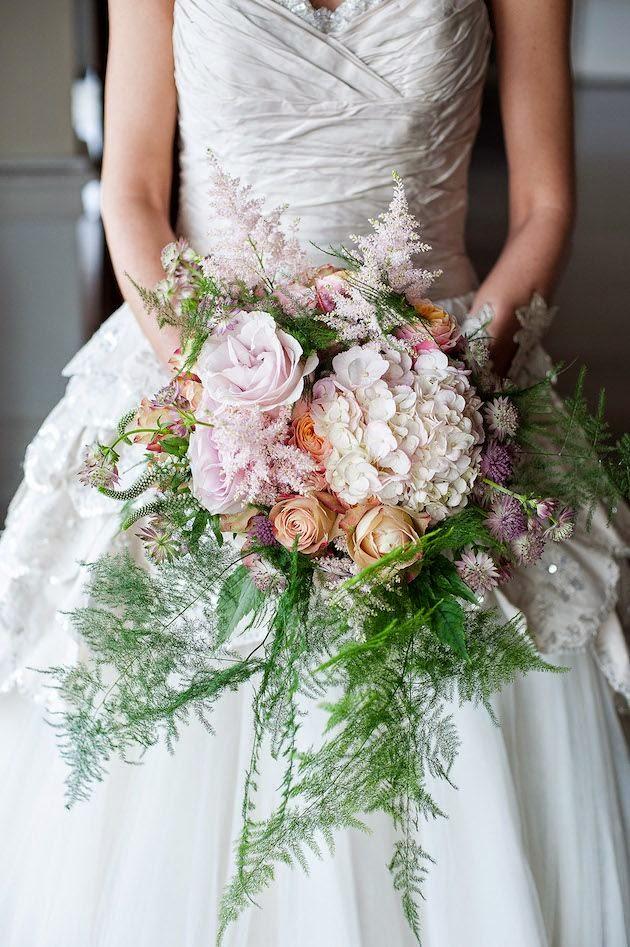 ramo de novia boda barroca blog mi boda gratis