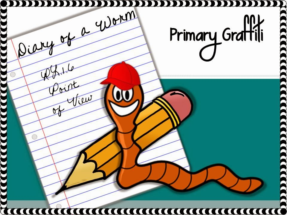 http://www.teacherspayteachers.com/Product/Diary-from-a-Worms-Point-of-View-1120137