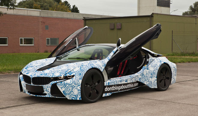 how much does a bmw i8 spyder cost auto express. Black Bedroom Furniture Sets. Home Design Ideas