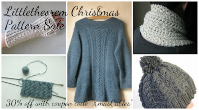 Christmas Knitting pattern sale