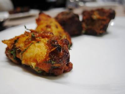 Chakori Kabab at Esca Pune