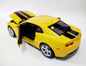 Camaro Bumblebee 1:24
