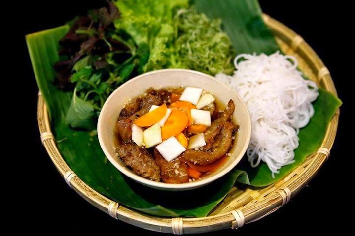 Ảnh món bánh cuốn Hà Nội ngon mà người nước ngoài cần thưởng thức