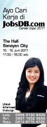JobsDB.com Career Expo Jakarta 2011