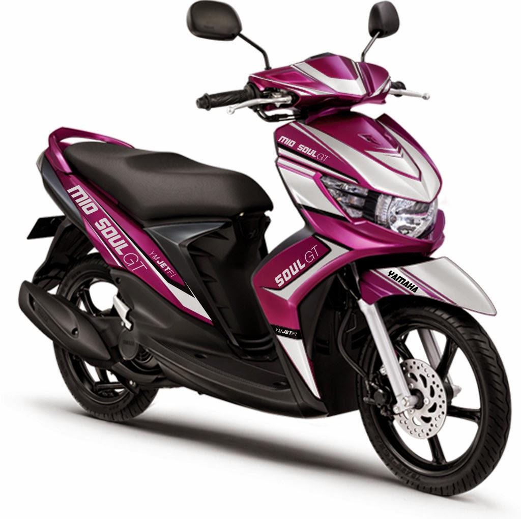 Motor Yamaha Matic Terbaru 2014 | A-AZ 2015
