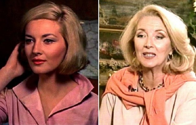 Daniela Bianchi young and old pictures