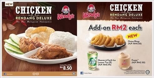 Chicken Rendang Deluxe
