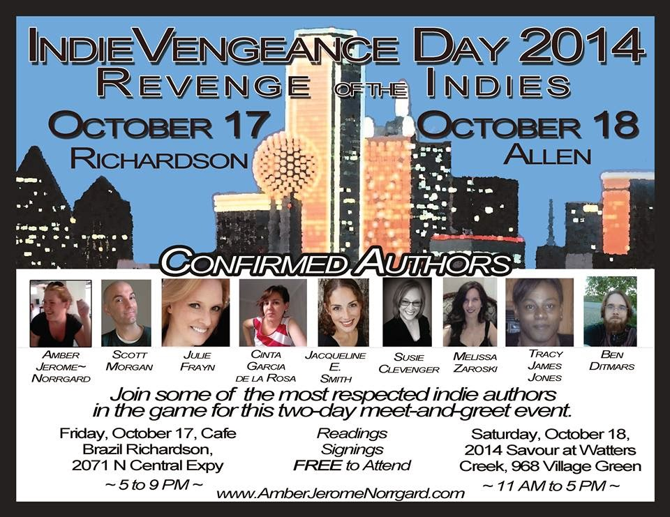 Indie Vengeance Day 2014