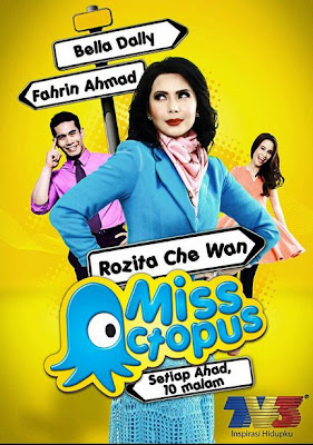 Miss Octopus TV3