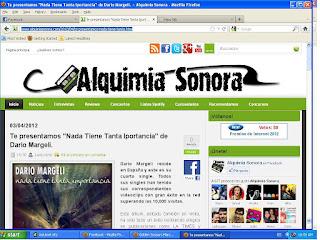 alquimia sonora blog indie rock