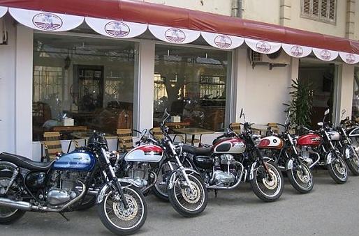 Kawasaki Classic Estrella 250cc