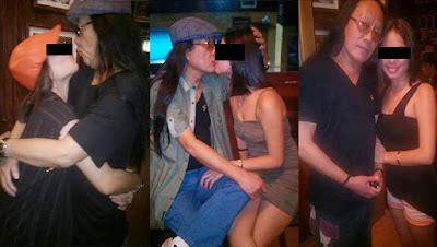 Freddie Aguilar 16-year-old girlfriend, DOM