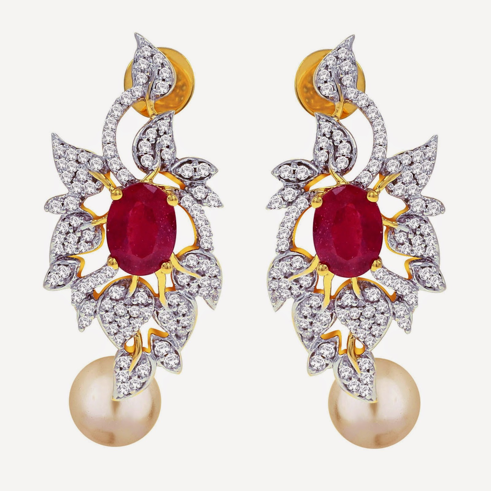 the beautiful diamond earrings for collector ~ CREATIVE YOUNG PEOPLE