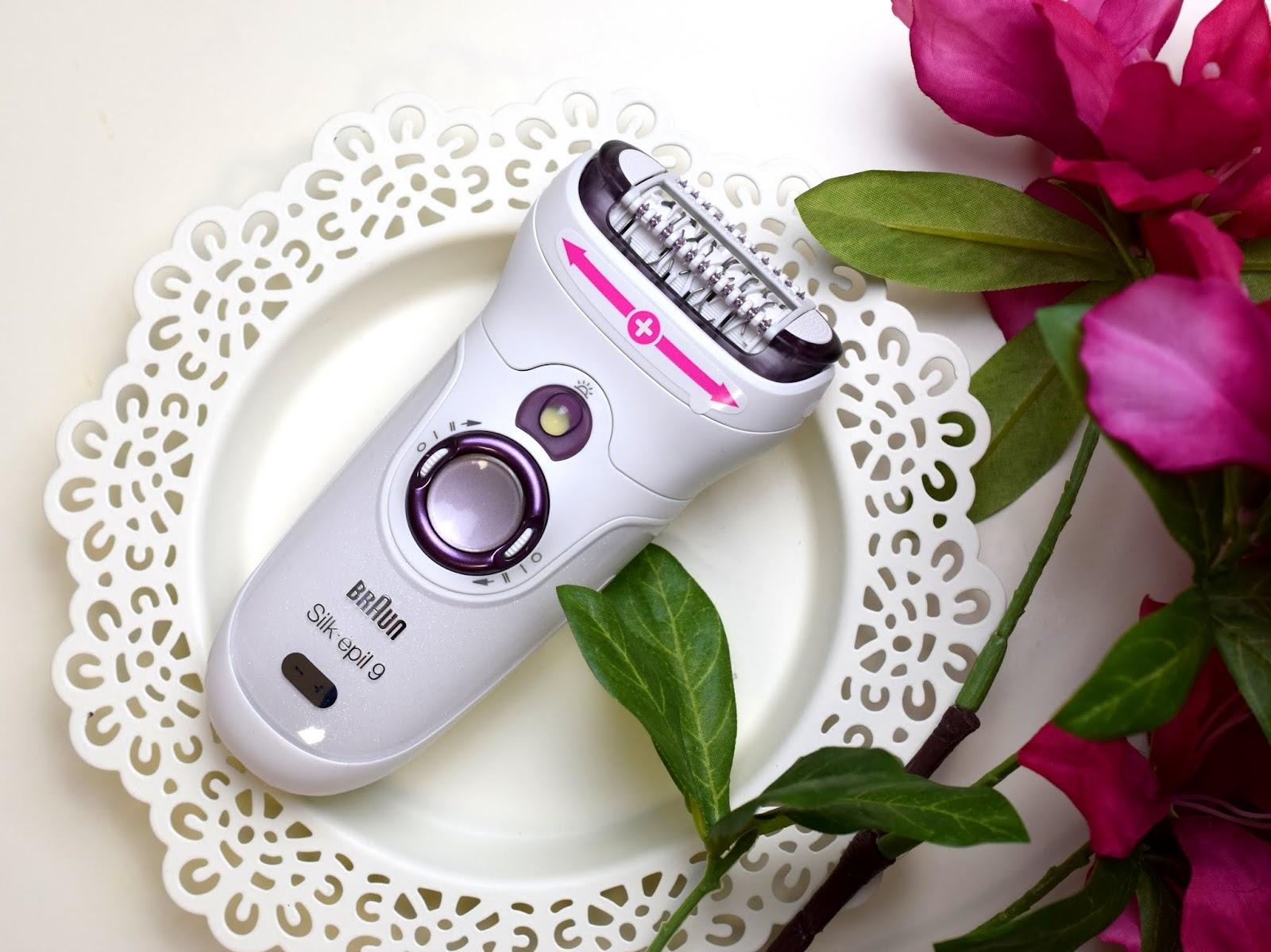 I need sunshine Beauty-Test: Braun Silk-épil 9 SkinSpa Epilierer - 1 Produkt, 3 Meinungen