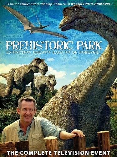 Capitulos de: Prehistoric Park