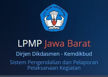 LOGIN SP3K LPMP JABAR