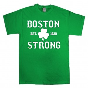 Boston strong fundraiser t shirts green redsoxlife for T shirt fundraiser site