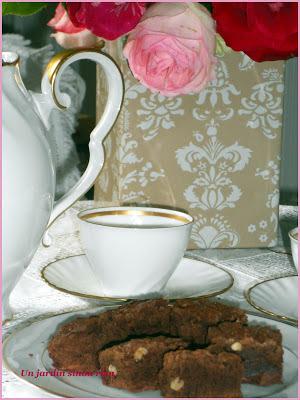 Design Recette Brownie