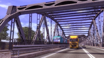 Download Game For PC EURO TRUCK SIMULATOR 2 GOING EAST